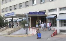 Sanidad cierra en agosto la única unidad de desintoxicación pese a la lista de espera