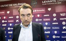 «Con las propuestas que tenemos ahora, no valoramos la salida de Lerma»