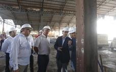 El Tinglado 2 de La Marina se abrirá en octubre como un «espacio a disposición de la sociedad»