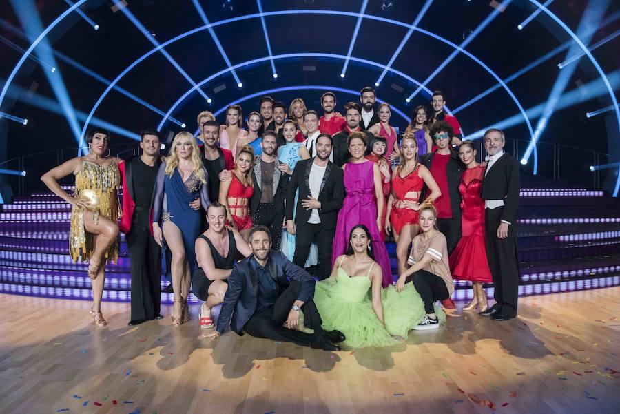 Final de 'Bailando con las estrellas'