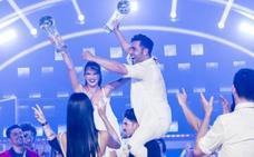 Bustamante y Yana Olina ganan 'Bailando con las estrellas'