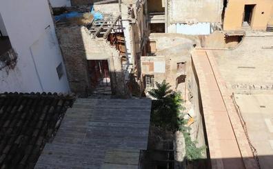 Las ruinas ocultas del barrio judío de Valencia