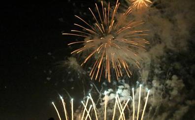 La Feria de Julio cierra el viernes los actos pirotécnicos con el Correfoc dels «dimonis»