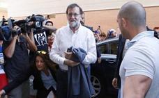 Rajoy deja su puesto de registrador en Santa Pola y consigue plaza en Madrid