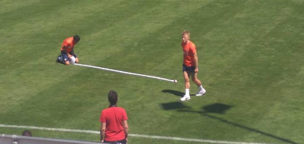 Los jugadores del Valencia CF tienen hambre
