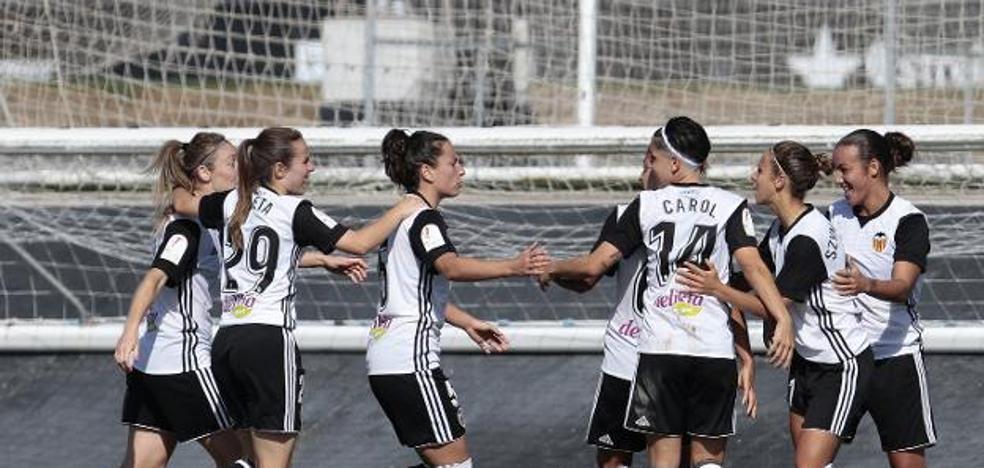 El Valencia cobrará entrada en los partidos del Femenino