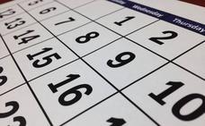 Calendario laboral 2019 | La Comunitat Valenciana tendrá 14 festivos, entre ellos San Juan