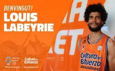El Valencia Basket ficha a Labeyrie y cierra la plantilla