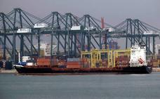 El Puerto de Valencia ganó 32 millones de euros en 2017, un 7,7 % más que en 2016