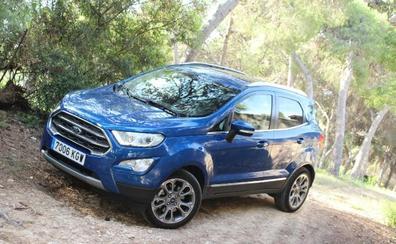 Ford Ecosport: Entre los modelos más atractivos de su clase