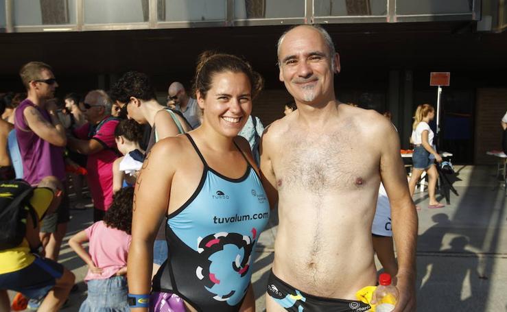 26ª Travesía a nado de Valencia 2018