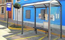 La localidad mejora la conexión por carretera con pueblos de la Ribera
