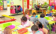 Los centros ecolares recibirán tres millones de euros en inversiones