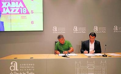 Patronato Costa Blanca se vuelca con el Festival Internacional Xàbia Jazz otro año más