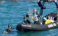 Hallan en el mar de Villajoyosa el cadáver en avanzado estado de descomposición de un joven