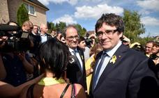 Puigdemont amenaza al Gobierno de Sánchez: «El periodo de gracia se acaba»