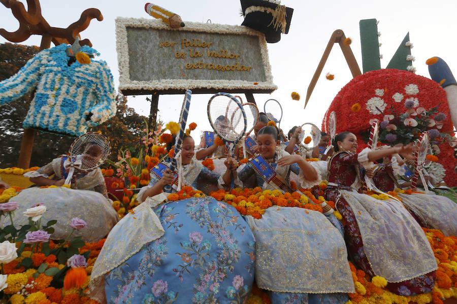 Batalla de Flores de Valencia 2018