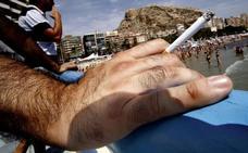 El PSPV propone crear una Red de playas libre de humos y colillas en la Comunitat Valenciana