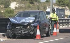 Un accidente en el bypass genera 10 kilómetros de atasco