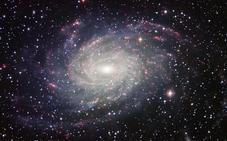 El telescopio Hubble capta a la 'hermana mayor' de la Vía Láctea