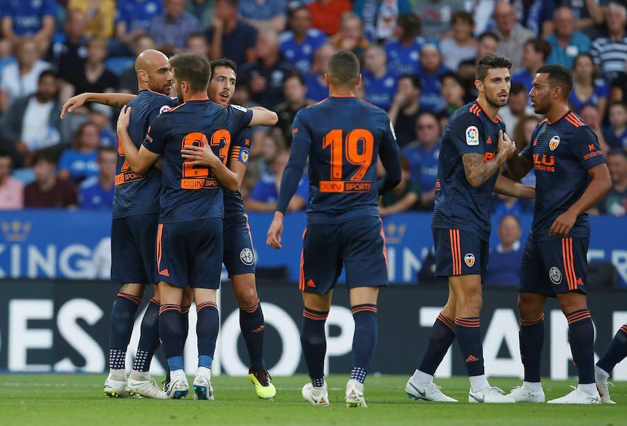 Fotos del Leicester City - Valencia CF