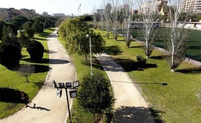 Los seis baños públicos que se abrirán en el Jardín del Turia