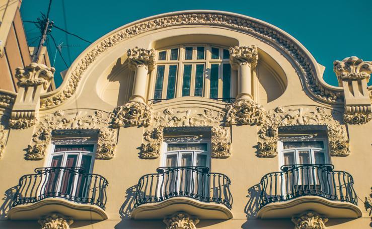 Balcones de Valencia