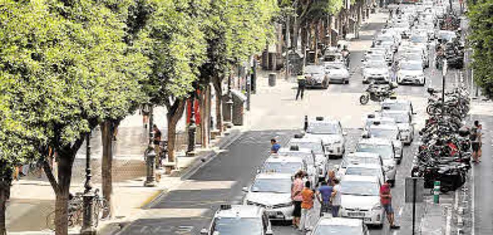 El PP asegura que la «dejación de funciones» de Ribó ha agravado el colapso de la ciudad