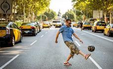 Taxis de Barcelona gratis un día en septiembre por las molestias de la huelga