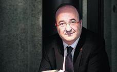 Miquel Iceta: «He llorado con 'House' cuando el paciente muere»