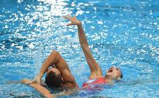 Berta Ferreras y Pau Ribes dan la primera medalla a España en Glasgow