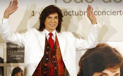 Camilo Sesto recibe el alta médica y anuncia nuevo disco para diciembre