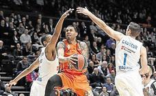 Inicio durísimo para el Valencia Basket