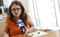 Oltra: «Pedro Sánchez se equivocó al ir al FIB en el avión presidencial»