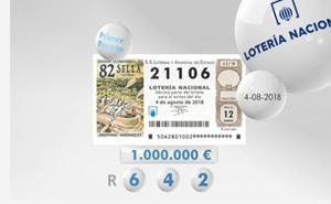 Lotería Nacional de hoy sábado 11 de agosto. Números premiados en el sorteo