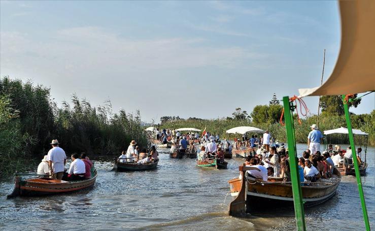 L' Albufera celebra la romería de El Palmar