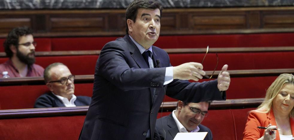 Giner acusa a Acció Cultural de fomentar el independentismo en Valencia