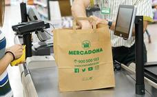 Mercadona pone fecha para el fin de las bolsas de plástico en sus establecimientos
