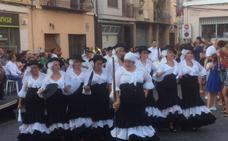 'Festers' de toda la Safor se vuelcan con Ròtova