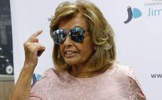 La Campos amenaza con jubilarse
