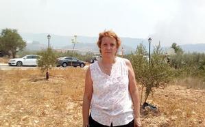 Emilia Benavent: «Hemos estado preocupados toda la noche por si teníamos que evacuar»