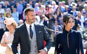 La familia Beckham atrapada en el terremoto de Indonesia