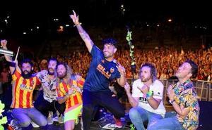 Bombai: «Interpretar la canción del Centenario en Mestalla será grandioso»