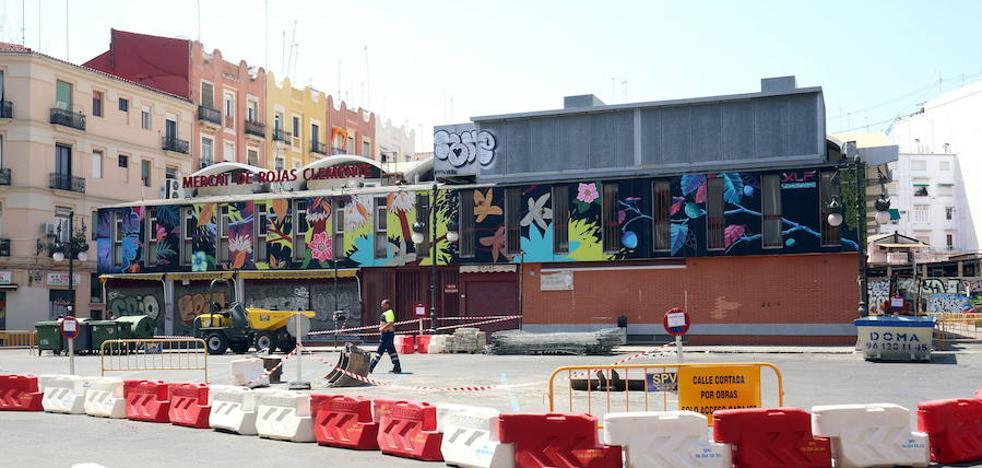 El parque de vehículos en Valencia vuelve a crecer a pesar de las restricciones al tráfico