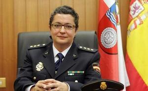 La valenciana Pilar Allué, subdirectora general de Recursos Humanos y Formación del Cuerpo Nacional de Policía