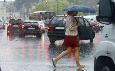 La alerta por fuertes tormentas se eleva a nivel naranja para Valencia esta tarde