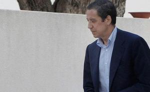 La defensa de Zaplana recurrirá a la Audiencia Provincial la cuarta negativa de la jueza a su excarcelación por «riesgo vital»