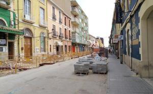Los comercios de La Mar de Dénia denuncian pérdidas económicas del 40% por las obras