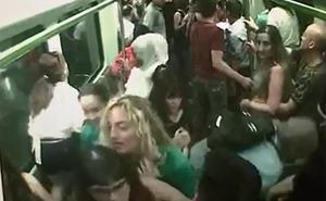 FGV denuncia a los predicadores que causaron la estampida en el metro