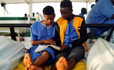 Los inmigrantes que lleguen en barcos de ONG ya no tendrán las ventajas de los del 'Aquarius'